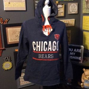 Majestic Chicago Bears 🐻 Hoodie